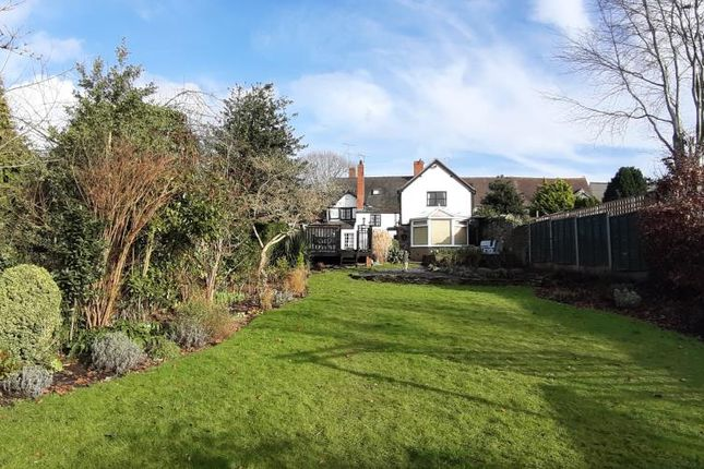Thumbnail Town house for sale in Weobley, Herefordshire