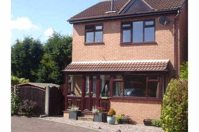 Thumbnail Detached house to rent in Willow Green, Ormskirk