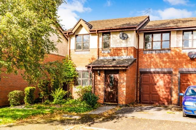 Thumbnail Semi-detached house for sale in Greton Close, Victoria Park, Manchester, Greater Manchester