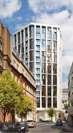 Thumbnail Flat for sale in Hexagon Apartments, Covent Garden