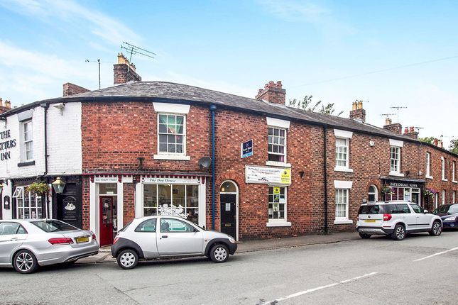 Thumbnail Flat for sale in High Street, Tattenhall, Chester