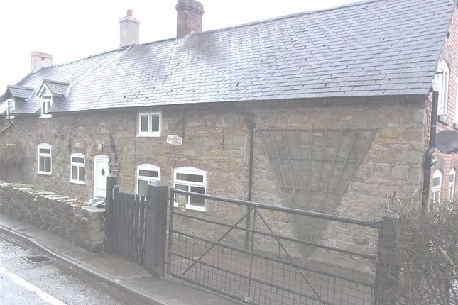 Thumbnail Semi-detached house to rent in Park Gate Cottage, Black Park, Halton, Chirk, Wrexham
