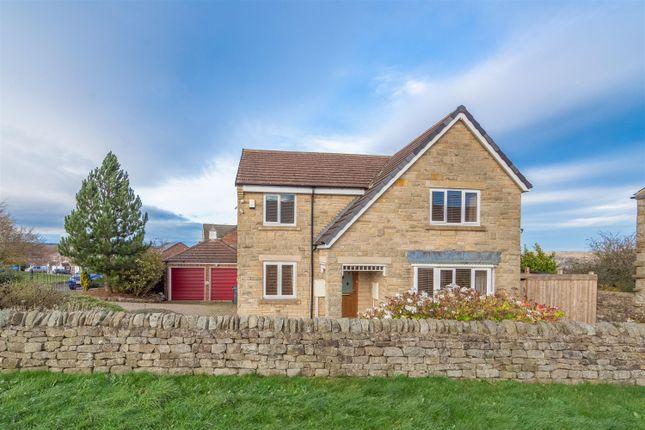 Thumbnail Detached house for sale in Castlehills, Castleside, Consett
