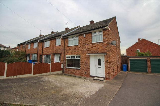 Thumbnail Semi-detached house for sale in Cavan Drive, Chaddesden, Derby