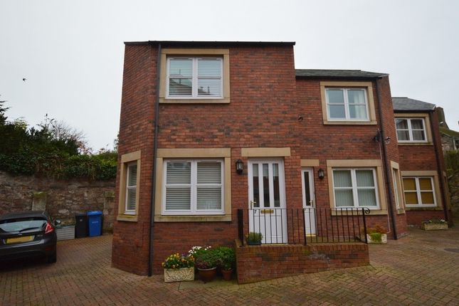 Thumbnail Terraced house for sale in Swanston Mews, Berwick Upon Tweed, Northumberland