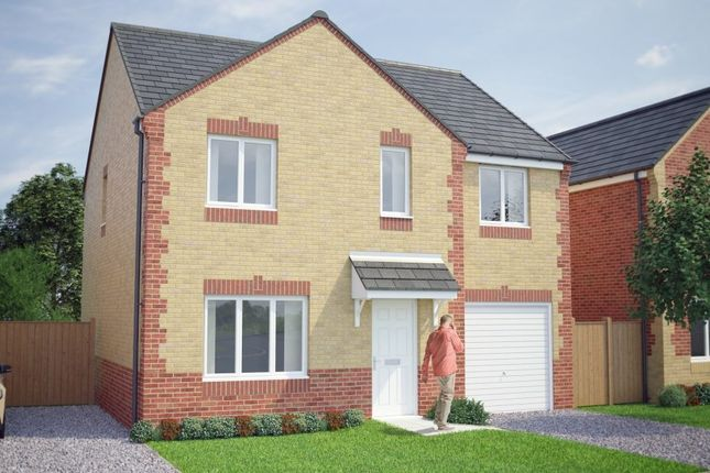 Thumbnail Detached house for sale in St. Anthonys Road, Middlesbrough
