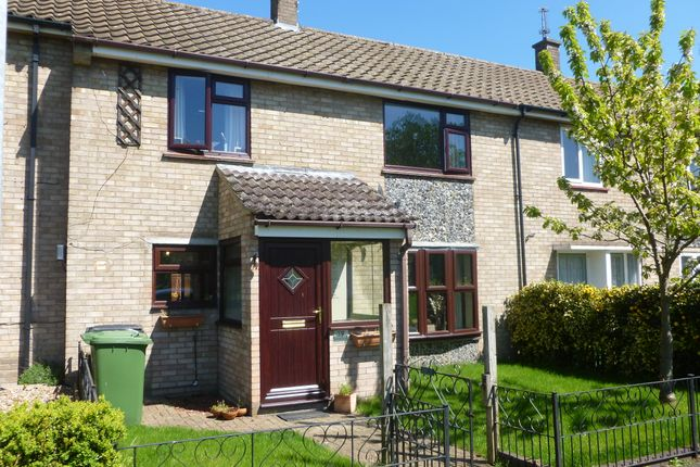 3 bed terraced house to rent in Norfolk Road, Thetford