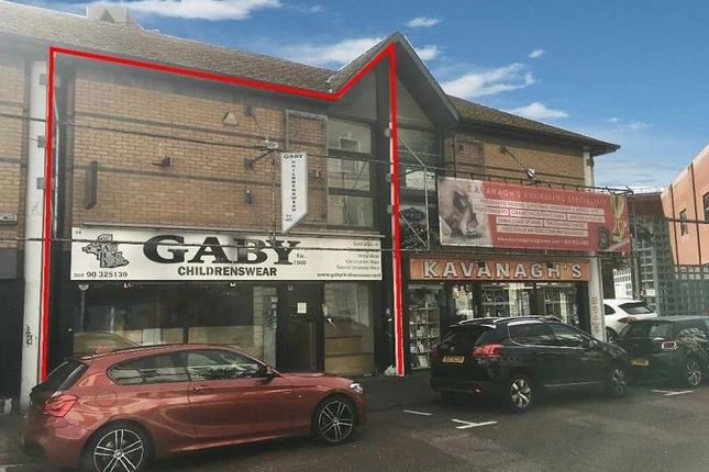 Thumbnail Retail premises to let in 34 Gresham Street, Belfast, County Antrim