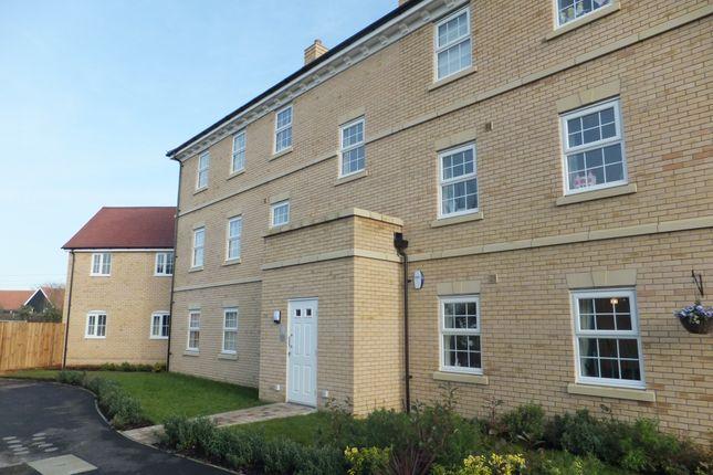 1 bed flat to rent in Jubilee Crescent, Needham Market IP6