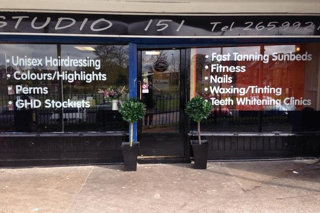 Thumbnail Retail premises for sale in South Parkway, Seacroft, Leeds