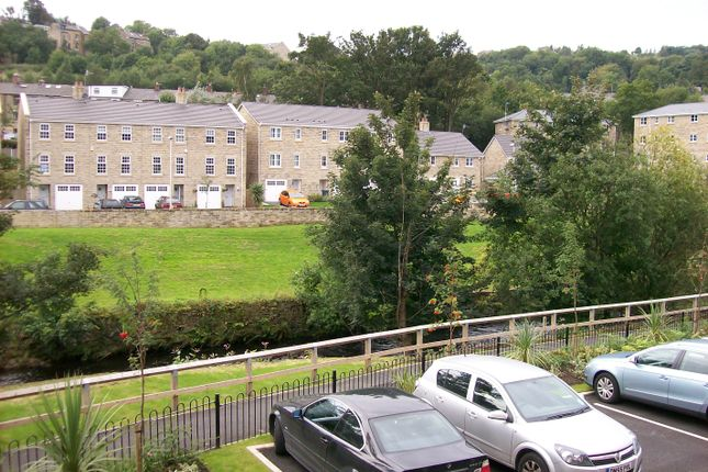 Thumbnail Flat to rent in Border Mill Fold, Mossley, Ashton-Under-Lyne