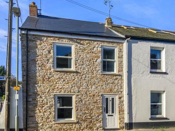 Thumbnail End terrace house for sale in Warland, Totnes