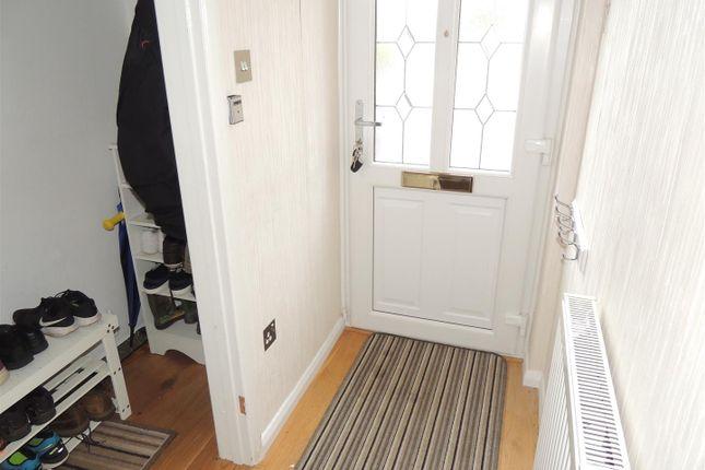 Hallway of Dovey Court, North Common, Bristol BS30