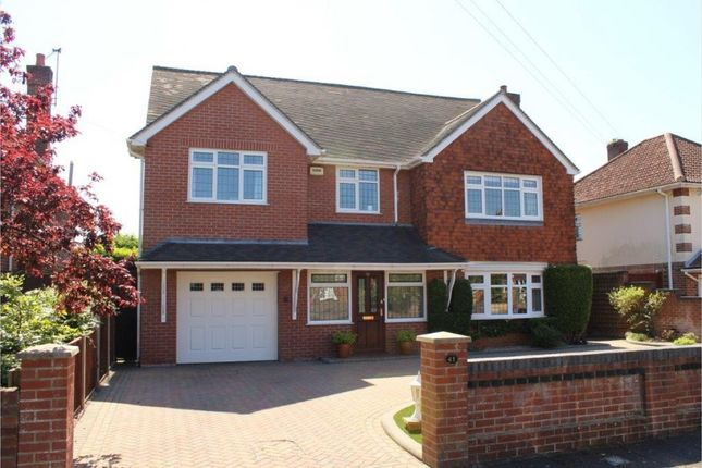 Thumbnail Detached house for sale in Keith Road, Bournemouth