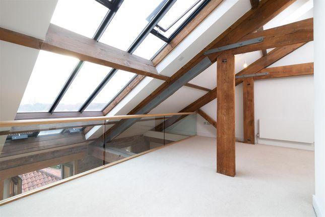 Master Bedroom of Langstrothdale Apartment, Waterside, Boroughbridge, York YO51