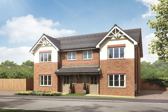 Thumbnail Semi-detached house for sale in Liverpool Road, Rufford