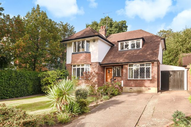 Thumbnail Property for sale in The Avenue, Hatch End, Pinner, Middlesex