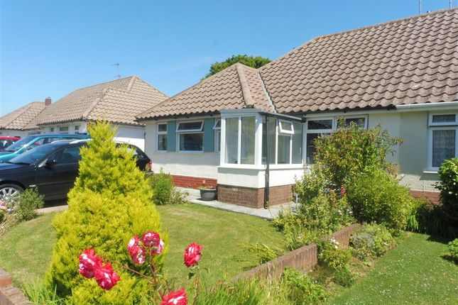 Thumbnail Semi-detached bungalow for sale in Brookside Avenue, Polegate