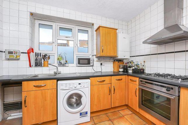 Kitchen of Windsor House, Portland Rise, London N4