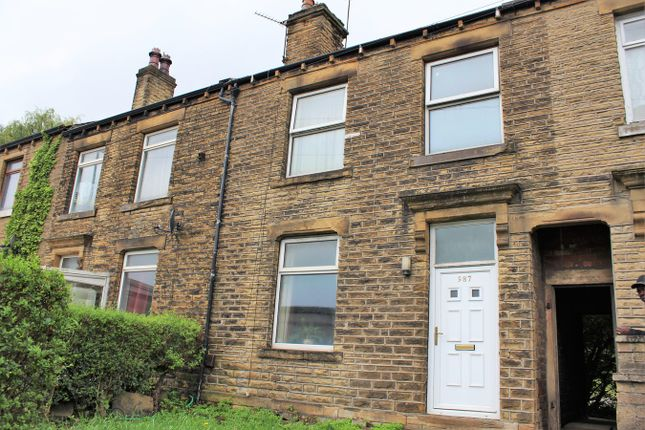 Terraced house for sale in Leeds Road, Huddersfield
