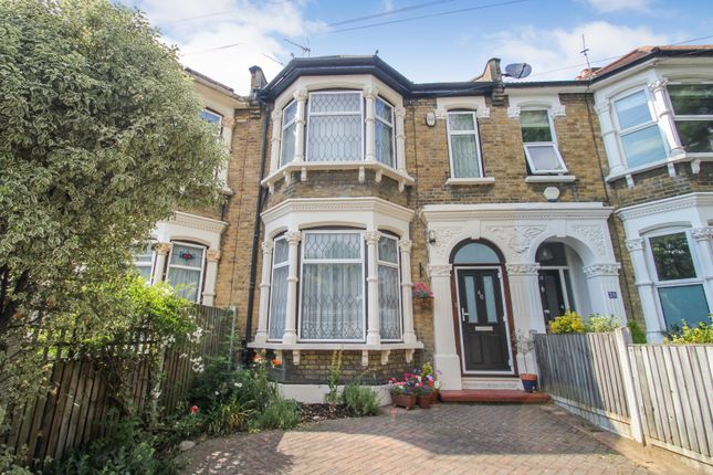 Thumbnail Terraced house for sale in Clarendon Road, Leytonstone, London