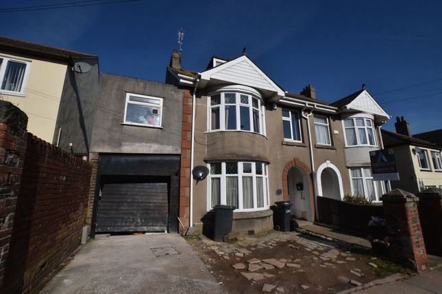 Thumbnail Semi-detached house for sale in Drew Street, Brixham