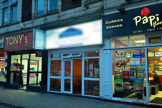 Commercial property for sale in Bury BL9, UK