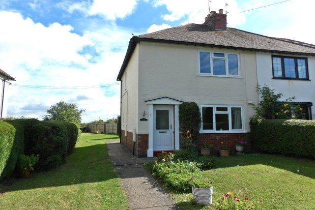 2 bed property to rent in Kinoulton, Nottingham NG12