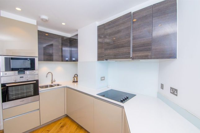 Thumbnail Flat to rent in 1 Bywell Place, London