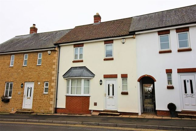 Thumbnail Terraced house to rent in Crewkerne