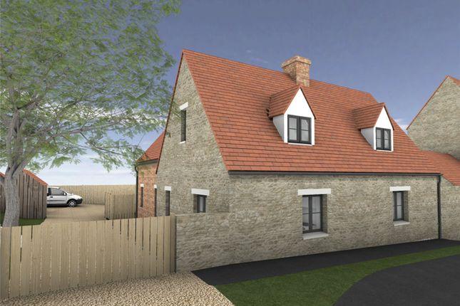 Thumbnail Semi-detached house for sale in Barton Village Road, Headington, Oxford