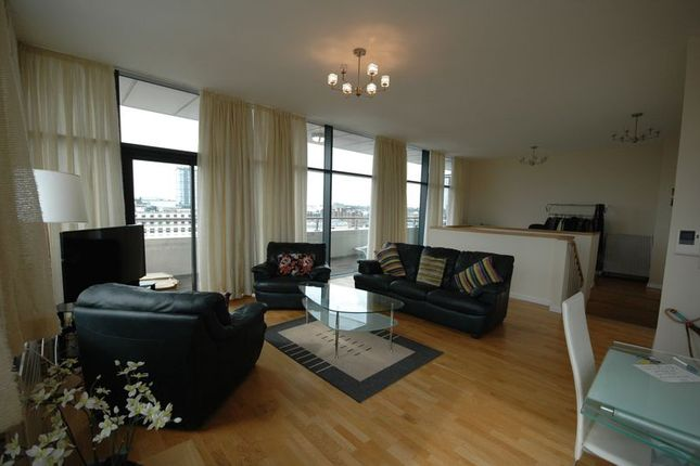 Thumbnail Flat for sale in Pilgrim Street, Newcastle Upon Tyne