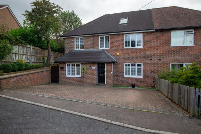 Thumbnail Semi-detached house to rent in Lowfield Road, Haywards Heath