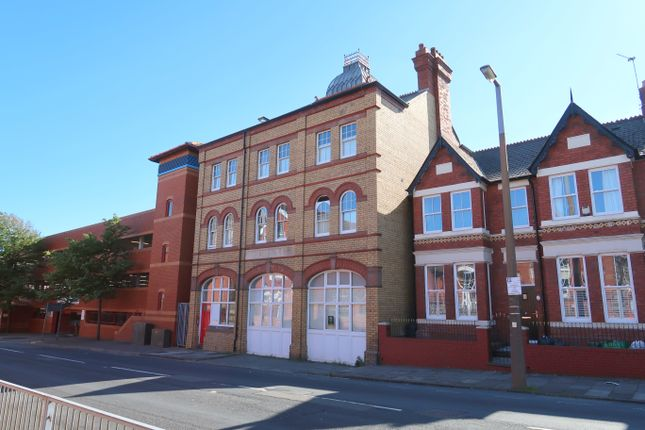 Thumbnail Flat to rent in The Old Fire Station, Court Road, Barry