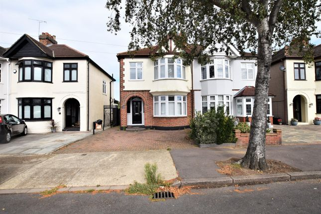 Thumbnail Property to rent in Stanley Road, Hornchurch