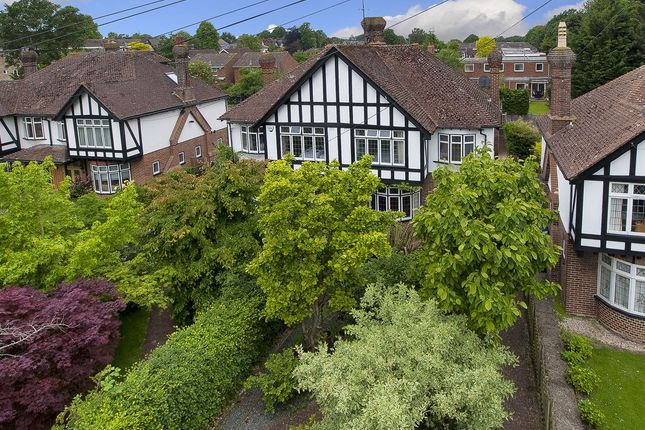 Thumbnail Semi-detached house for sale in St. Lawrence Road, Canterbury