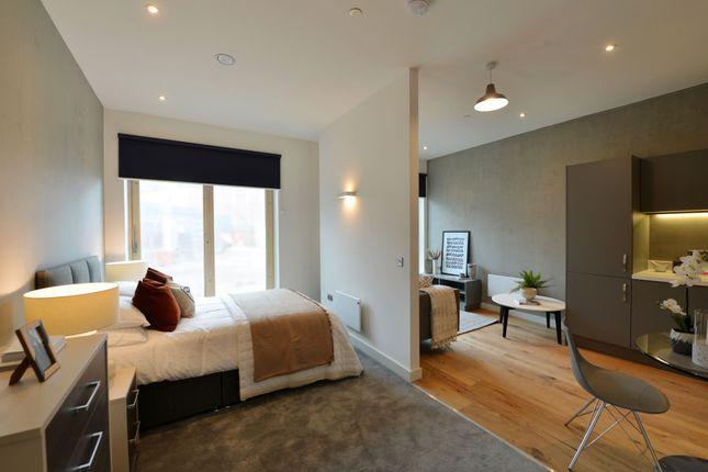 Studio to rent in Leonard Coates Way, Hanley ST1