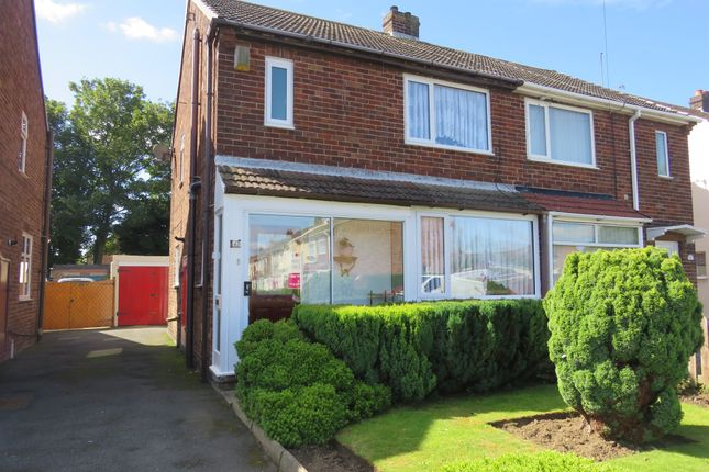 Thumbnail Semi-detached house for sale in Torquay Avenue, Hartlepool
