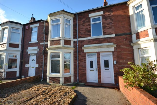 Thumbnail Flat to rent in East View, Wideopen, Newcastle Upon Tyne