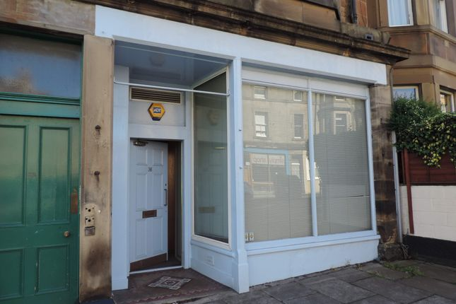 Thumbnail Office for sale in 36 Polwarth Crescent, Edinburgh