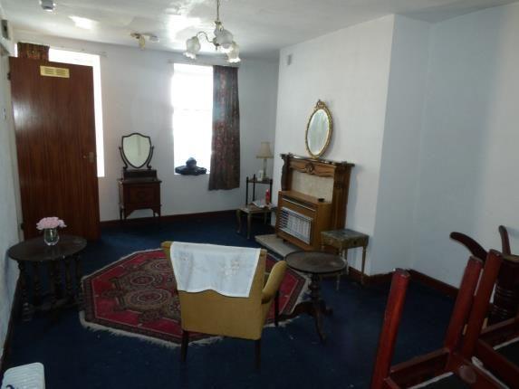 Living Room of High Street, Penygroes, Caernarfon, Gwynedd LL54