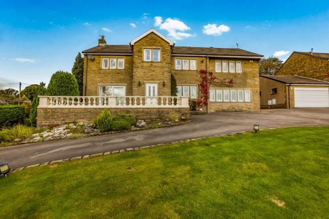 Thumbnail Detached house for sale in Keighley Road, Colne, Lancashire