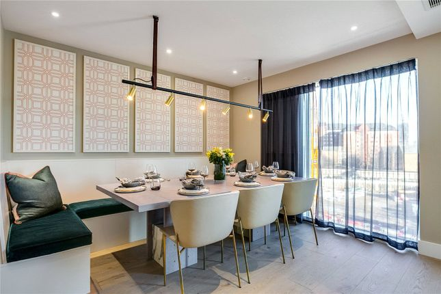 Dining Area of Central Avenue, Fulham Riverside, London SW6