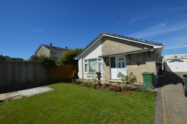 Thumbnail Detached bungalow for sale in High Meadows, Midsomer Norton, Radstock