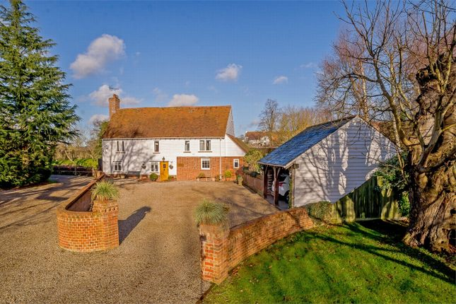 Thumbnail Detached house for sale in Bocking Hall, Church Street, Bocking, Essex