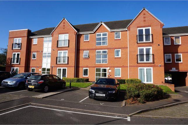Thumbnail Flat for sale in 29 School Close, Birmingham