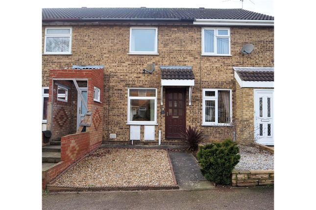 Thumbnail Terraced house for sale in Langley Road, King's Lynn