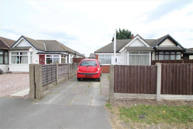 Thumbnail Bungalow for sale in Southport Road, Ormskirk