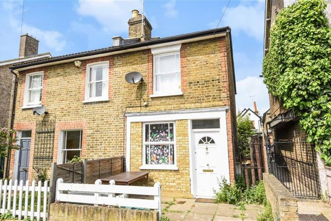 Thumbnail Semi-detached house for sale in New Road, Kingston Upon Thames