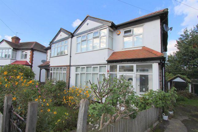 Thumbnail Semi-detached house for sale in Iberian Avenue, Wallington